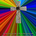 cross, colors & hosea verse by dedmanshootn