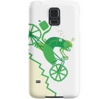 Crazy Chameleon Courier Samsung Galaxy Case/Skin