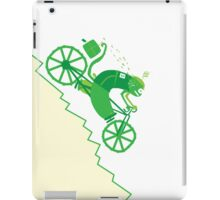 Crazy Chameleon Courier iPad Case/Skin