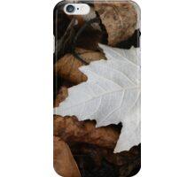 Contrast iPhone Case/Skin