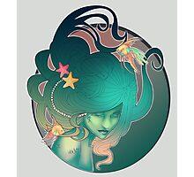 Art Nouveau - Mermaid Photographic Print