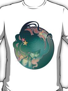 Art Nouveau - Mermaid T-Shirt