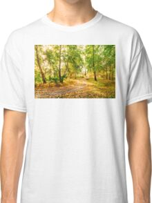 Glow in the forest Classic T-Shirt
