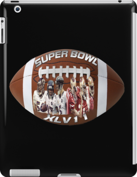 SUPER BOWL IPAD CASE by ✿✿ Bonita ✿✿ ђєℓℓσ