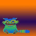 Creepy Cat by ShySketch