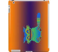 Creepy Cat iPad Case/Skin