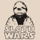 Sloth Wars by wanungara