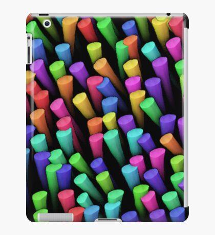 ☝ ☞ COLOUR PEGS IPAD CASE☝ ☞ iPad Case/Skin