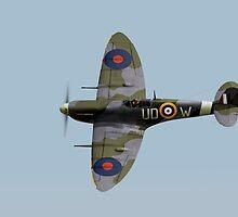 Finucane's Spitfire Vb by Gary Eason + Flight Artworks