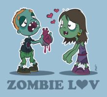 Zombie Love by Craig Bruyn