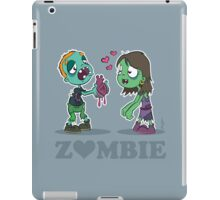 Zombie Love 1 iPad iPad Case/Skin