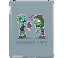 Zombie Love 2 iPad iPad Case/Skin
