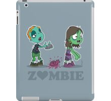 Zombie Love 3 iPad iPad Case/Skin
