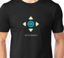 OK to Select - T Shirt Unisex T-Shirt