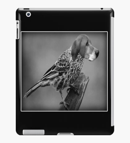 ☝ ☞ HE'S A BIRD DOG IPAD CASE ☝ ☞ iPad Case/Skin