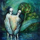 &quot;Soul mates&quot; by Tatjana Larina