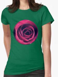 Red Swirls  T-Shirt