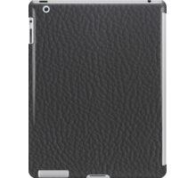 Grey leather iPad Case/Skin