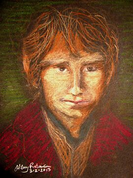 Bilbo Baggins by Hilary Robinson
