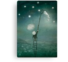 For every dream of Yours Canvas Print