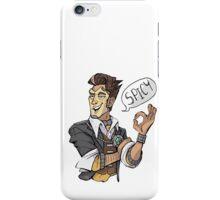 Spicy Jack iPhone Case/Skin