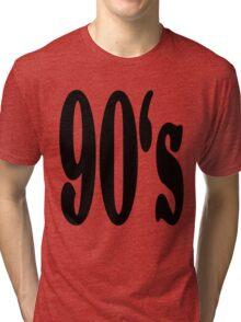 90's Tri-blend T-Shirt