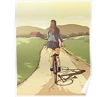 Trailbiking Poster