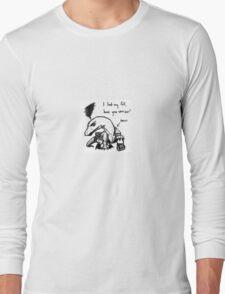 Lost my darling Long Sleeve T-Shirt
