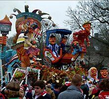 Carnival in Bergen op Zoom..2 by Janone