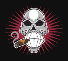 Smokin' Skull by Jay Williams