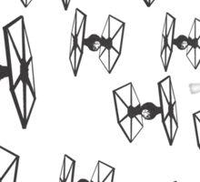 Tie Fighters - Star Wars Sticker