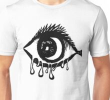 Abstract fish/eye? Unisex T-Shirt