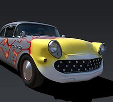 """1956 Buick Special """"I'm so happy!"""" by TeeMack"""