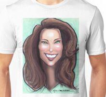 Kate Middleton Caricature Unisex T-Shirt