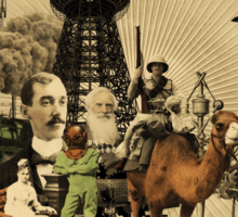 Victorian Endevour (vs1) Sticker