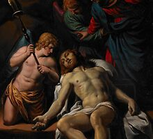 The Lamentation, c.1617 by Bridgeman Art Library