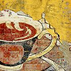 Retro Advertising (Tea Cup) by Sheldon Levis