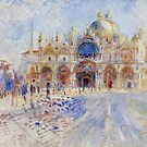 The Piazza San Marco, Venice, 1881 by Bridgeman Art Library
