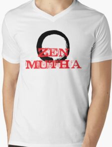 Zen Mutha Mens V-Neck T-Shirt