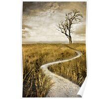 The Lonely Path Poster