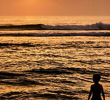 The sun and the Boy 1 by wulfman65