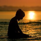 The sun and the Boy 2 by wulfman65