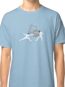 Ghetto Fencing Classic T-Shirt