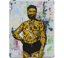 LeopardMan iPad Case/Skin