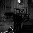 Old Lady with Soup by George Parapadakis (monocotylidono)