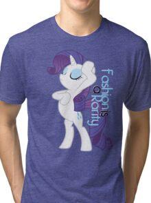 Fashion is a Rarity Tri-blend T-Shirt