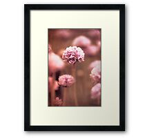 Let's keep Valentine's Day going a while longer shall we Framed Print