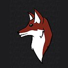 Night Fox with Type Texture by wearenightfox