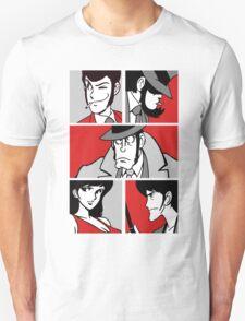 Lupin - Pop Art T-Shirt