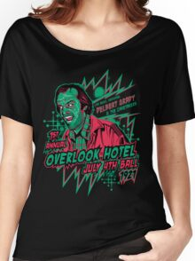 1st Annual Overlook Hotel July 4th Ball Women's Relaxed Fit T-Shirt